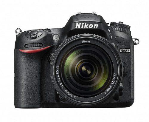 ニコン(Nikon) デジタル一眼レフ レンズキット D7200LK18-140