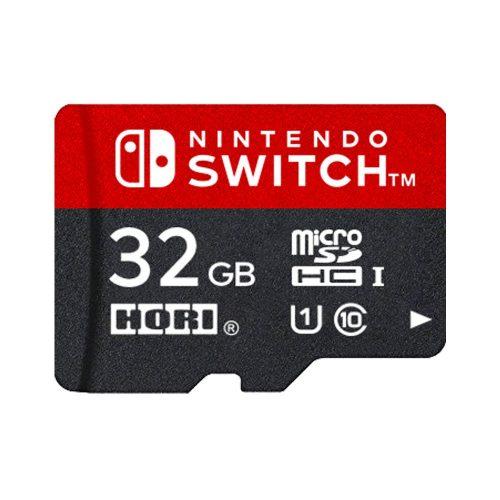 ホリ(HORI) microSDカード for Nintendo Switch