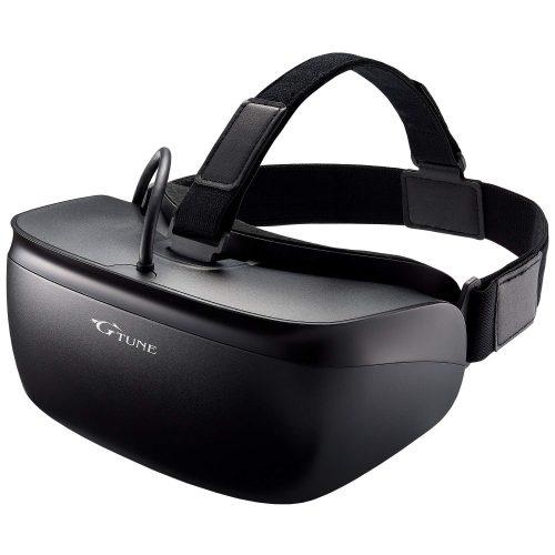 マウスコンピューター(MouseComputer) G-Tune Steam VRヘッドマウントディスプレイ GTCVRBK1