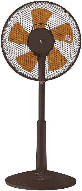 山善(YAMAZEN) 30cmリビング扇風機YLT-C30(BR)