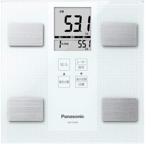 パナソニック(Panasonic) 体組成バランス計 EW-FA24
