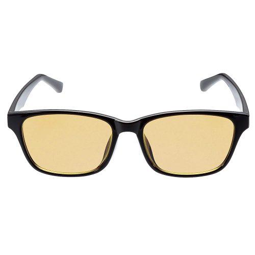 エレコム(ELECOM) ブルーライトカットメガネ OG-YBLP-W01