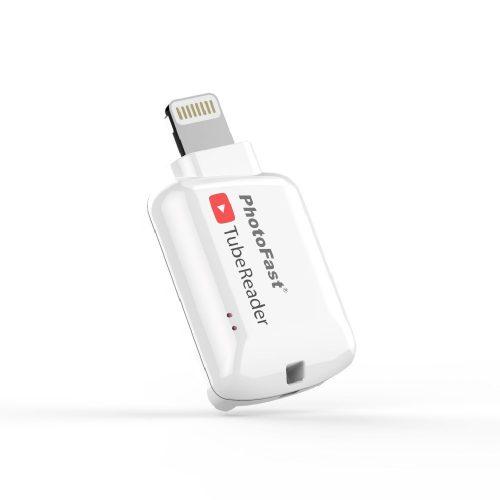 フォトファースト(PhotoFast) Apple専用 microSDカードリーダー TubeReade