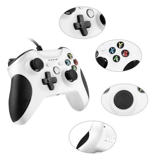 RegeMoudal Xbox one 有線コントローラー ゲーム