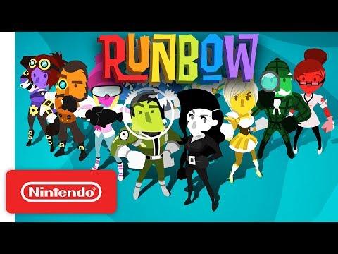 Runbow - レイニーフロッグ
