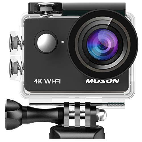 ムソン(MUSON) アクションカメラ MC2