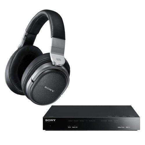ソニー(SONY) 9.1chデジタルサラウンドヘッドホンシステム MDR-HW700DS
