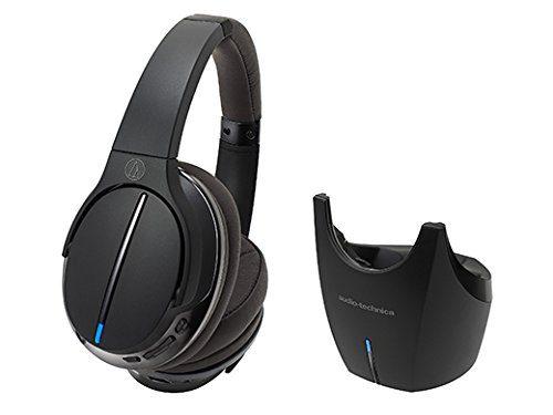 オーディオテクニカ(audio-technica) ハイレゾ対応デジタルワイヤレスヘッドホンシステム ATH-DWL770