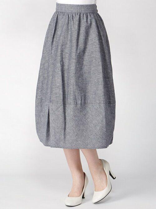 エーティー(A.T) バルーンスカート