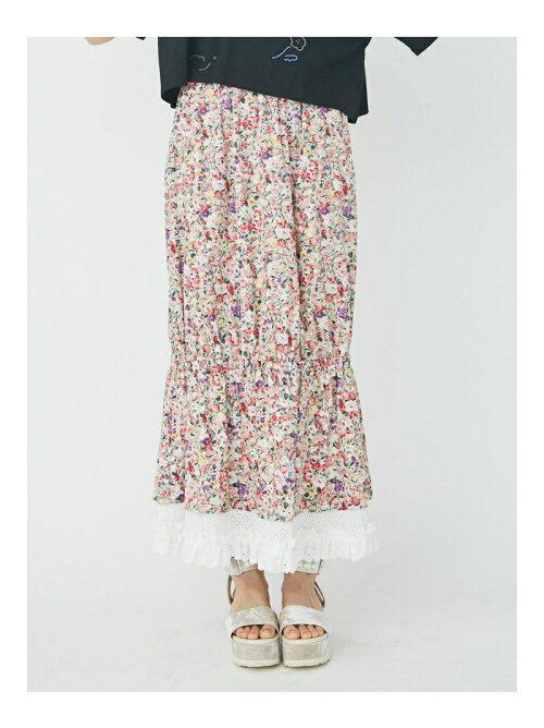 メリージェニー(merry jenny) flowerバルーンスカート