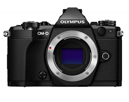オリンパス(OLYMPUS) マイクロフォーサーズミラーレス一眼カメラ OM-D E-M5 Mark II