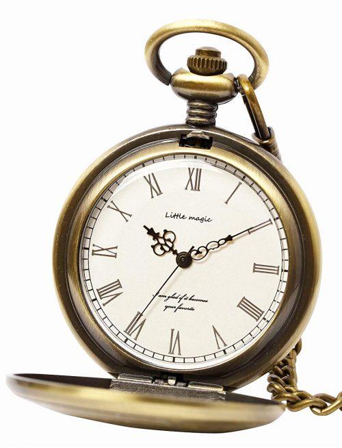 リトルマジック(Little Magic) アンティーク 懐中時計