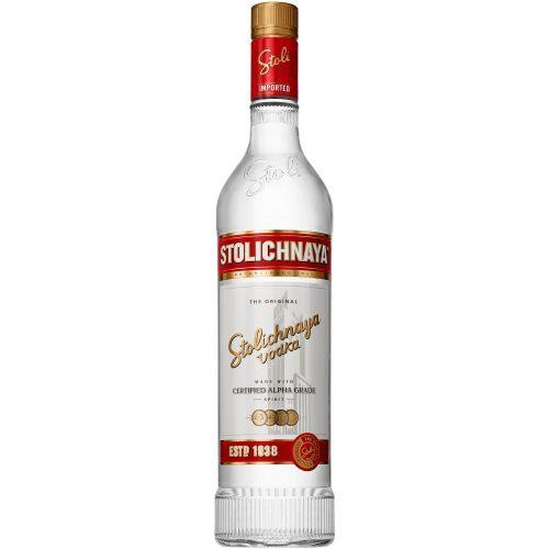 ストリチナヤ(Stolichnaya) プレミアムウォッカ
