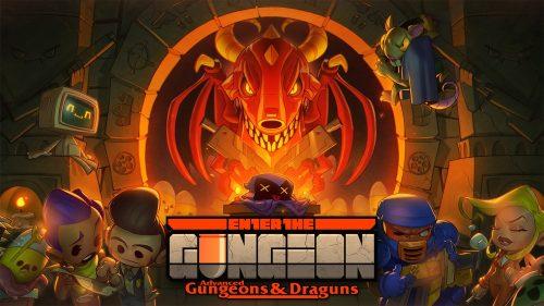 Enter the Gungeon - Devolver Digital