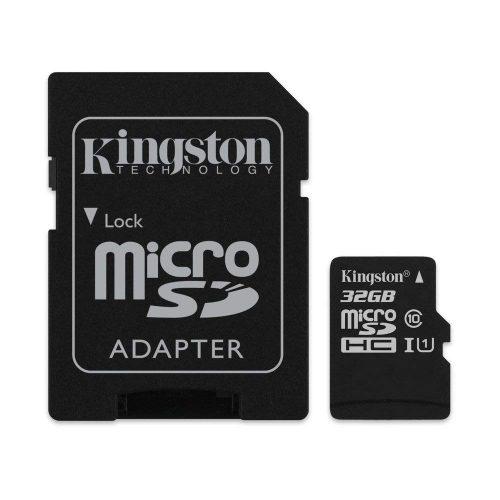 キングストン(Kingston) microSDHCカード Canvas Select 32GB SDCS/32GB