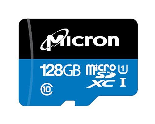 マイクロン(Micron) microSDXCカード 産業向け高耐久仕様 128GB MTSD128AHC6MS-1WT