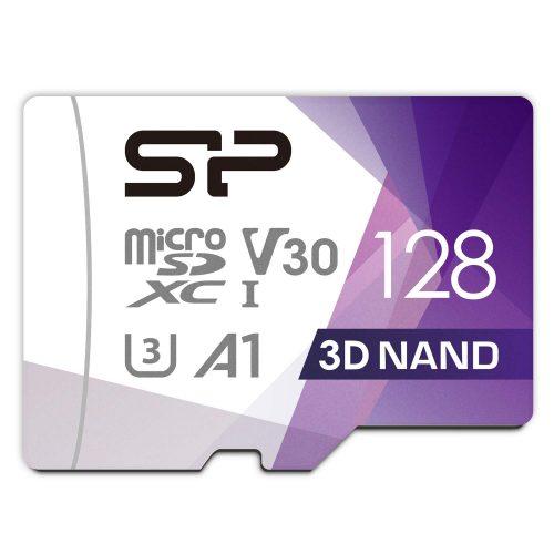 シリコンパワー(Silicon-Power) microSDXCカード 128GB SP128GBSTXDU3V20AB