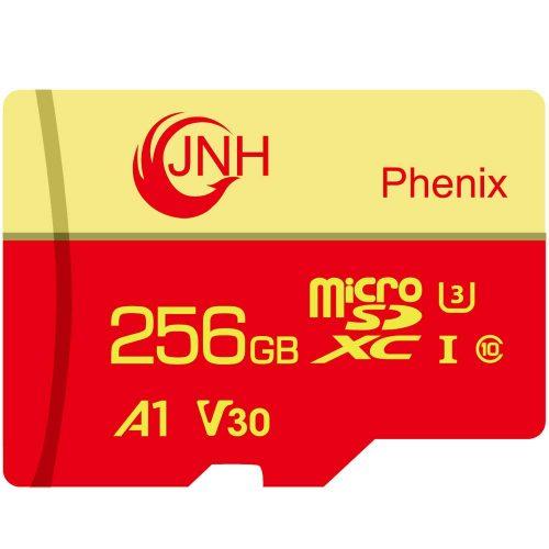 JNH microSDXCカード Phenix 256GB JN3311JP01
