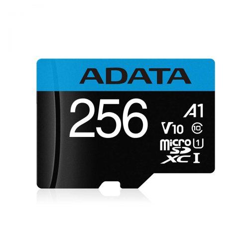 エーデータ(ADATA) microSDXCカード 256GB AUSDX256GUICL10A1-RA1