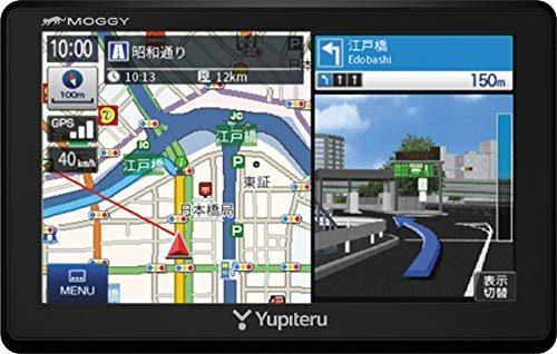 ユピテル(YUPITERU) ポータブルカーナビゲーション モギー YPB555ML
