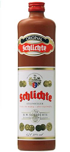 シュリヒテ(shlichte) シュタインヘーガー