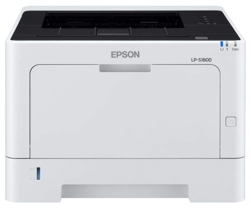 エプソン(EPSON) ページプリンター モノクロ LP-S180D