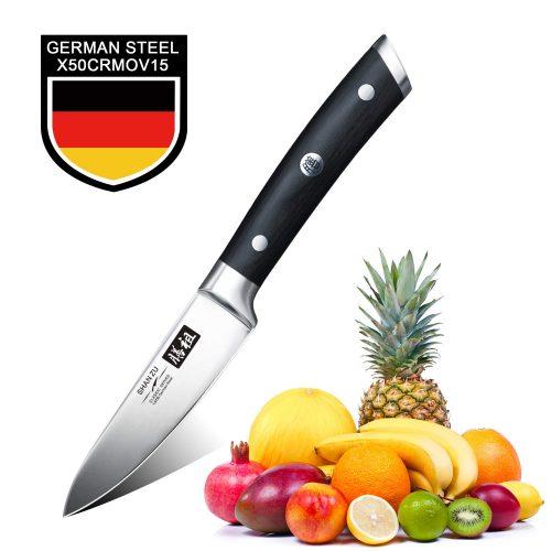 シャンズー(SHANZU) ドイツステンレスナイフ