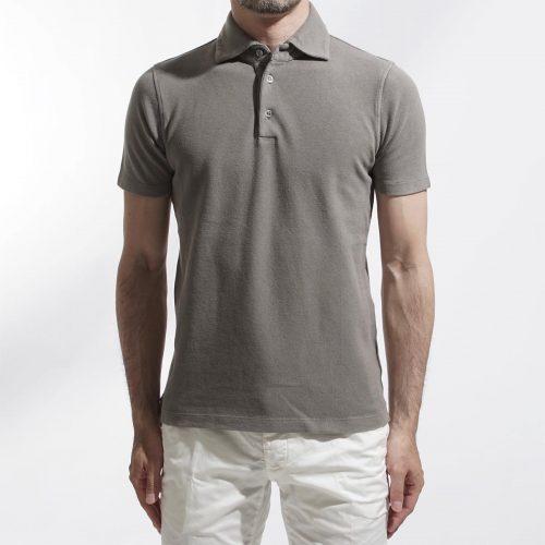 クルチアーニ(Cruciani) 半袖ポロシャツ