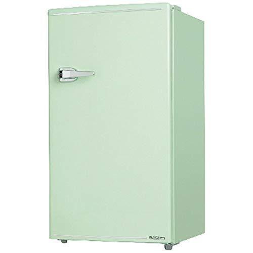 エスキュービズム(S-cubism) 1ドア冷蔵庫 WRD-1085 85L