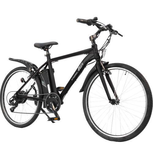 アイジュサイクル(AIJYU CYCLE) 電動クロスバイク パスピエアレス