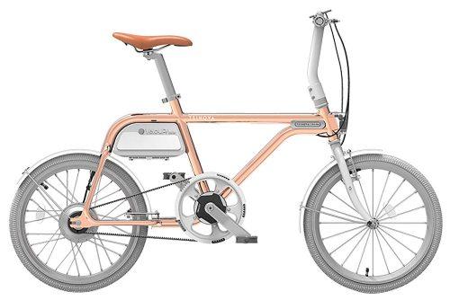 チノーバー(Tsinova) 電動アシスト自転車 ALIAS  AR-TN20TS