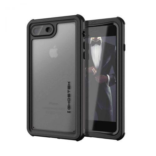 ゴーステック iPhone 7Plus/8Plus タフネスケース ノーティカル