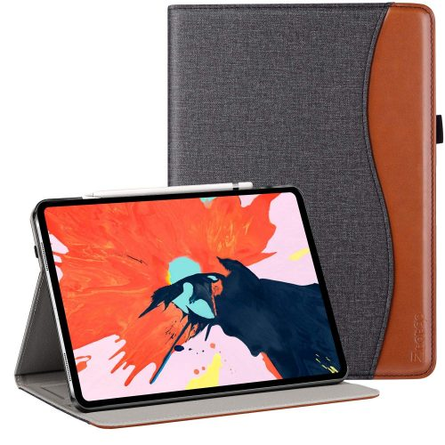 Ztotop 12.9 iPad Pro 手帳型 第三世代対応 スマートカバー