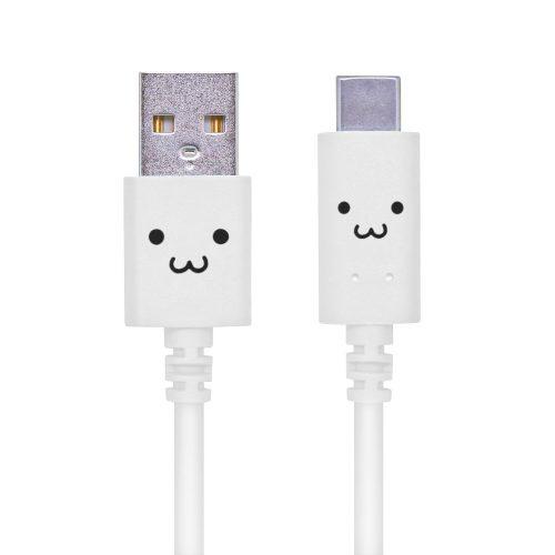 エレコム(ELECOM) USB Type-C 1.2m MPA-FAC12CWH