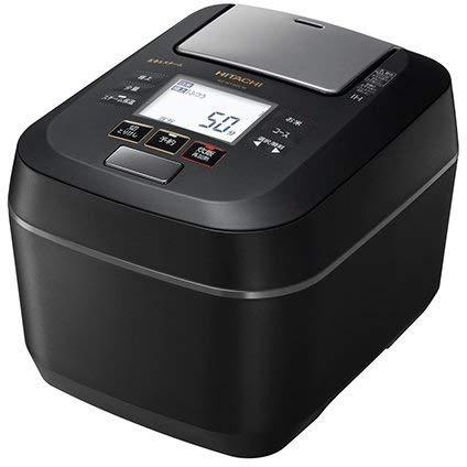 日立(HITACHI) 圧力スチームIHジャー炊飯器 ふっくら御膳 RZ-W100CM-K 5.5合