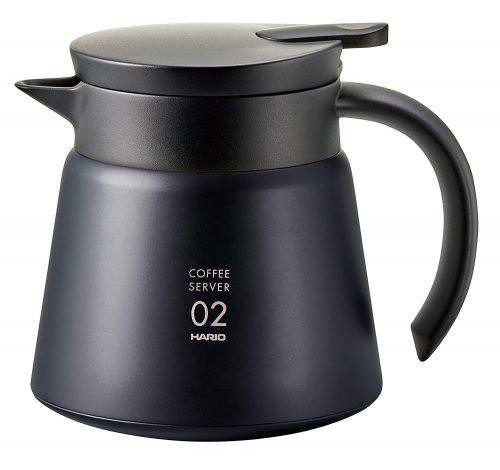 ハリオ(HARIO) V60 保温ステンレスコーヒーサーバー600