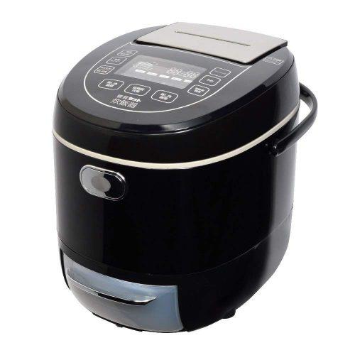 サンコー(Sanko)  炊飯器 6合 LCARBRCK