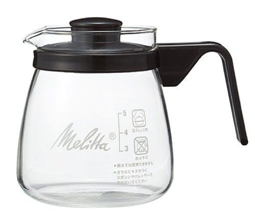 メリタ(Melitta) グラスポット750ml