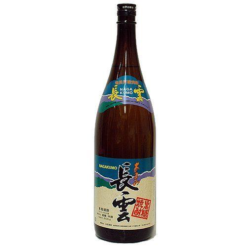 山田酒造 長雲 30度