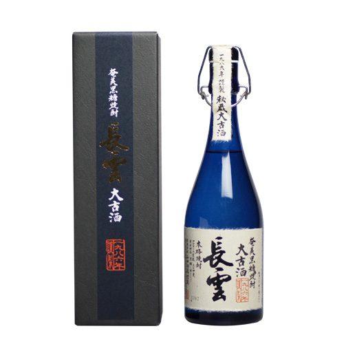 山田酒造 長雲 大古酒