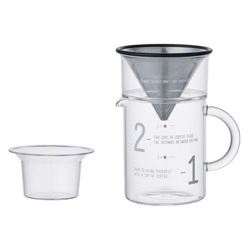 キントー(KINTO) コーヒージャグセット 300ml