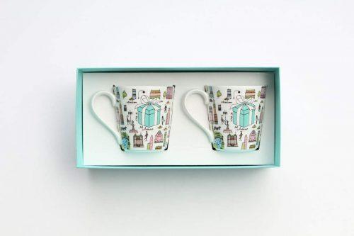 ティファニー(Tiffany & Co.) 5TH アベニュー マグカップ