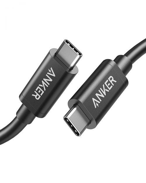 アンカー(ANKER) USB-C & USB-C Thunderbolt 3 ケーブル