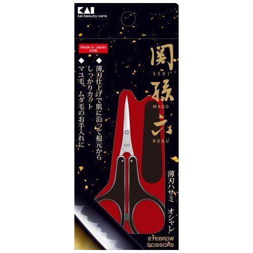 貝印 関孫六 薄刃オシャレハサミ HC3540
