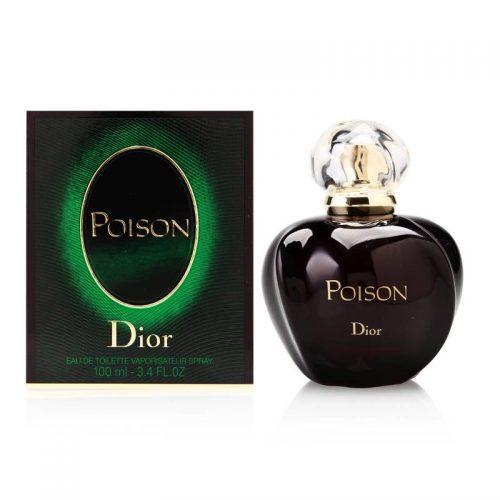 ディオール(Dior) プワゾン オードゥ トワレ