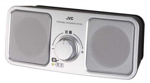 JVCケンウッド(JVC) ポータブルスピーカー SP-A55