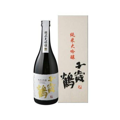 日本清酒 千歳鶴 純米大吟醸