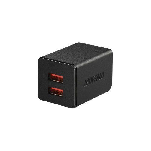バッファロー(BUFFALO) USB充電器 BSMPA2402P2