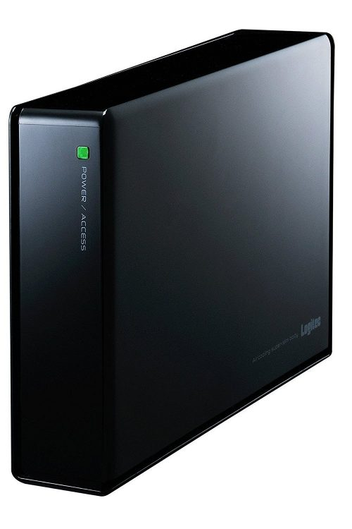 ロジテック(Logitec) 外付けハードディスク LHD-ENA030U3WS