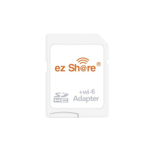 OSEI Wi-Fi内蔵SDカードアダプター ezShare +wi-fi Adapter